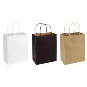 bolsas de papel con logo impresas