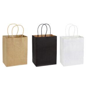 bolsa de papel impresa personalizada