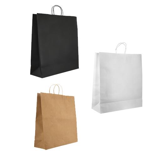 bolsa de papel kraft personalizada